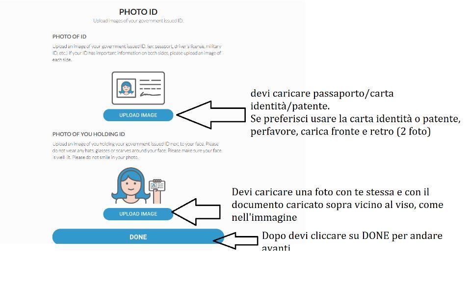 Registrazione camgirl Streamate step 4