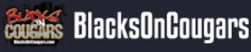 Blacks on Cougars logo