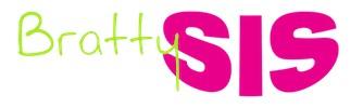 Bratty Sis logo