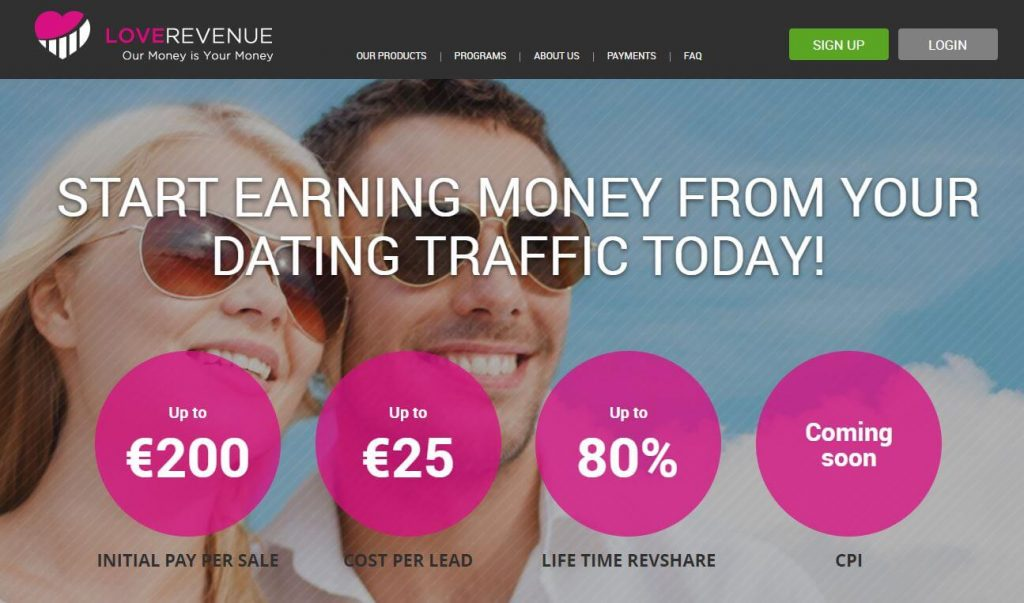 Sito Love Revenue