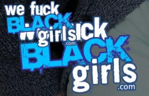 We Fuck Black Girls logo